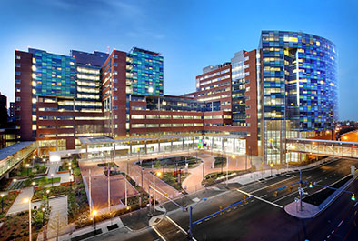 Medical Facilities – Johns Hopkins Hospital