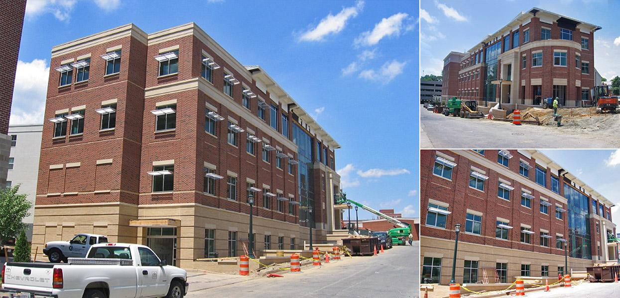 Claude Moore Nursing Education Building – University of Virginia