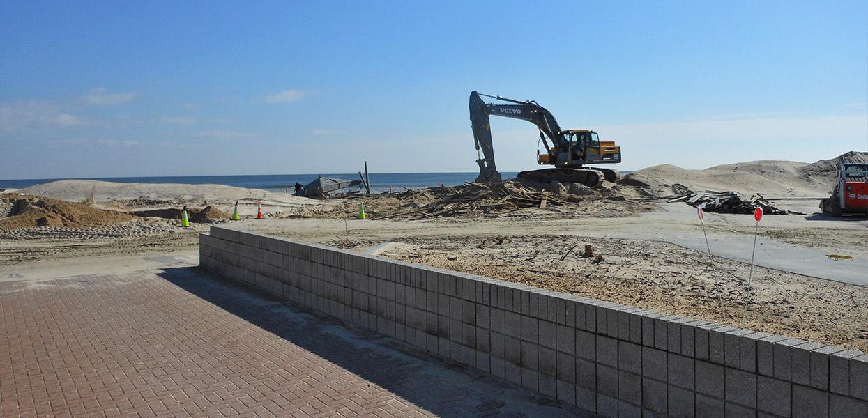 Hurricane Sandy Repairs at Sandy Hook Unit – National Park Service