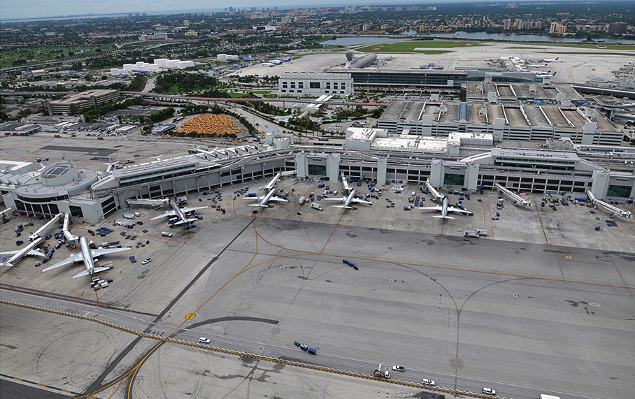 Alpha Corporation Part of Winning Team for Miami-Dade Aviation Contract