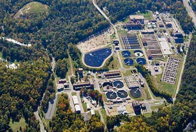 Noman M. Cole, Jr. Pollution Control Plant – Fairfax County Department of Public Works & Environmental Services