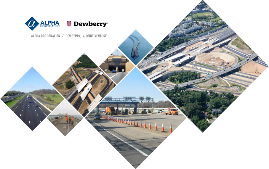 Alpha Corporation Team with Dewberry Consultants Wins Maryland State Highway Administration Contract
