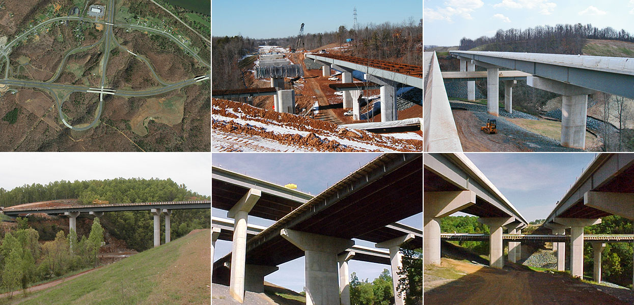 Route 460/Route 29 Bypass Interchange - Virginia Department of Transportation (VDOT)