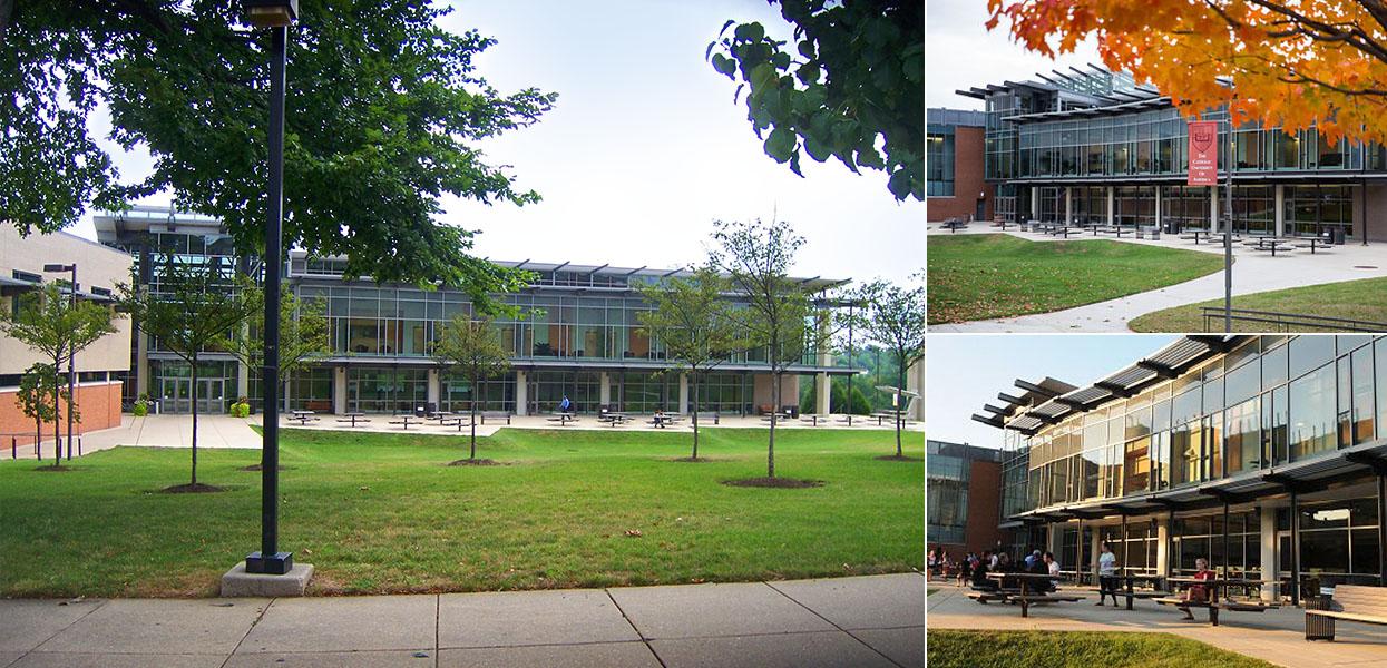 Catholic University, Edward J. Pryzbyla University Center