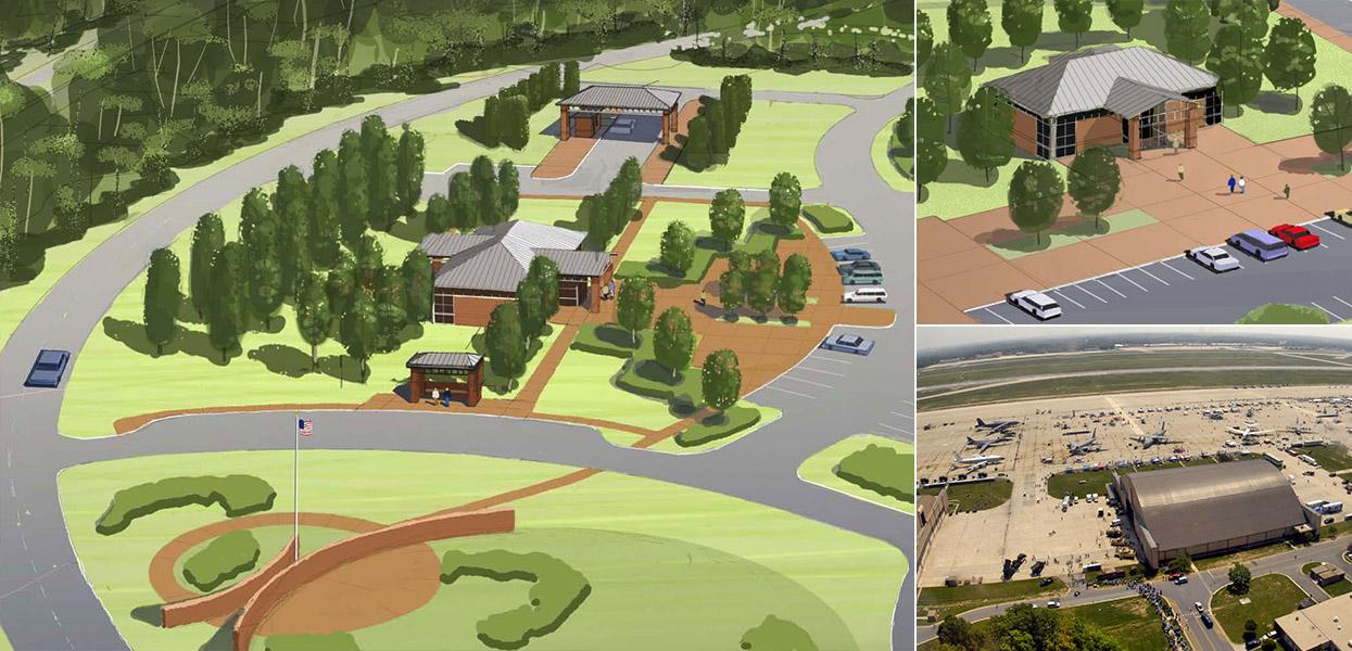 Construct AT/FP Improvements, Main and Pearl Gates - Andrews Air Force Base
