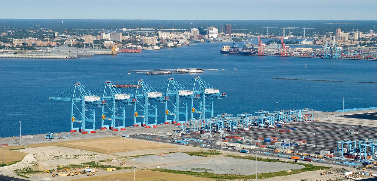 APM Marine Container Terminal