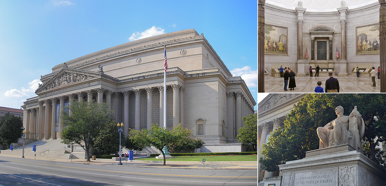 National Archives Building Renovation