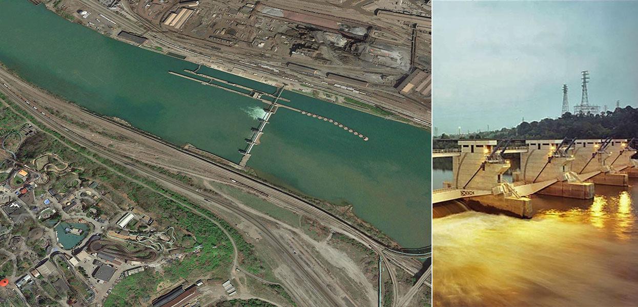 Braddock Dam - U.S. Army Corps of Engineers