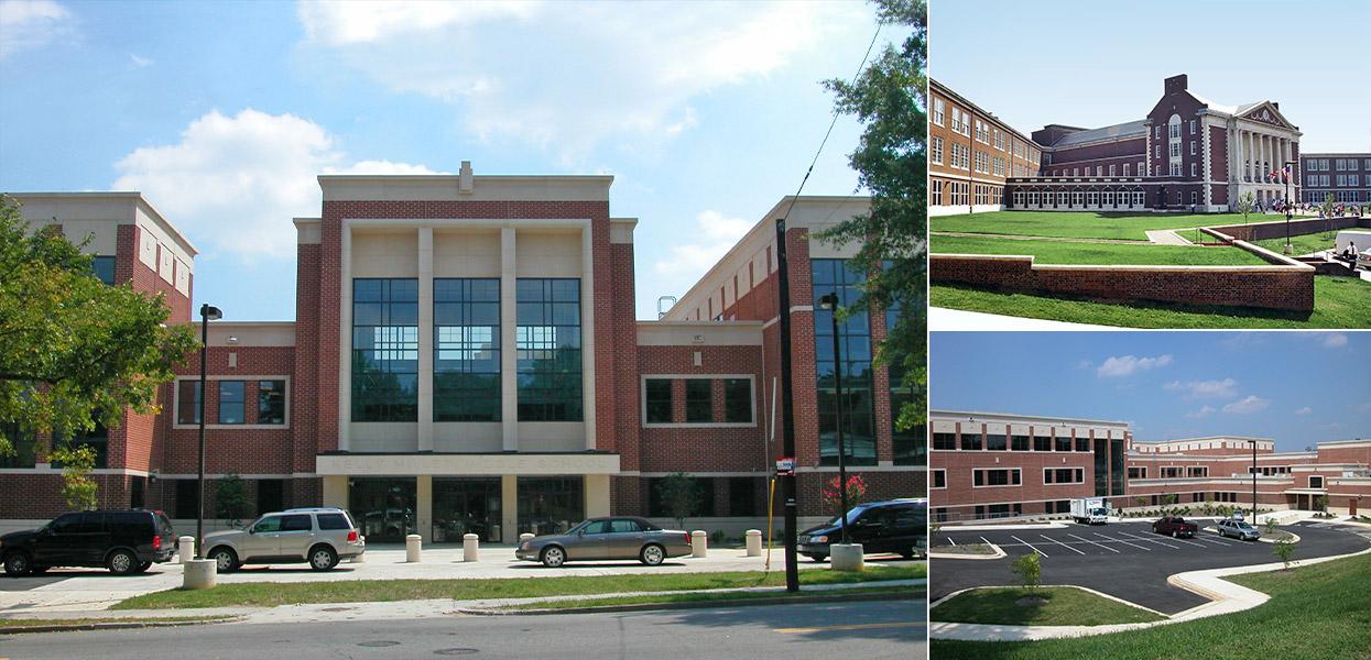 D.C. Public Schools Renovation Program – U.S. Army Corps of Engineers/D.C. Public Schools