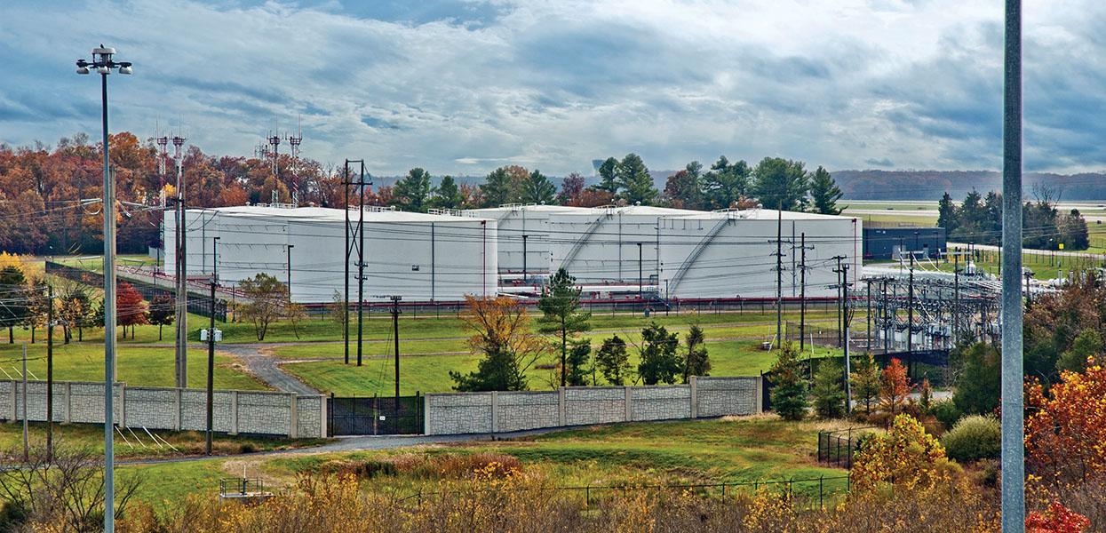 Dulles International Airport - Fuel Farm Expansion