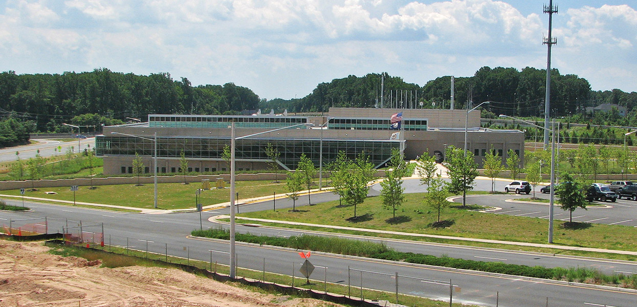 McConnell Public Safety & Transportation Operations Center (MPSTOC)