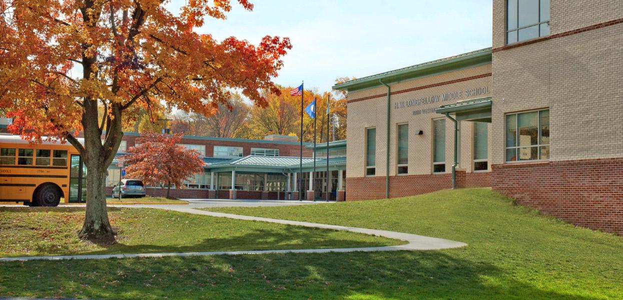 Fairfax County Public Schools A/E Design