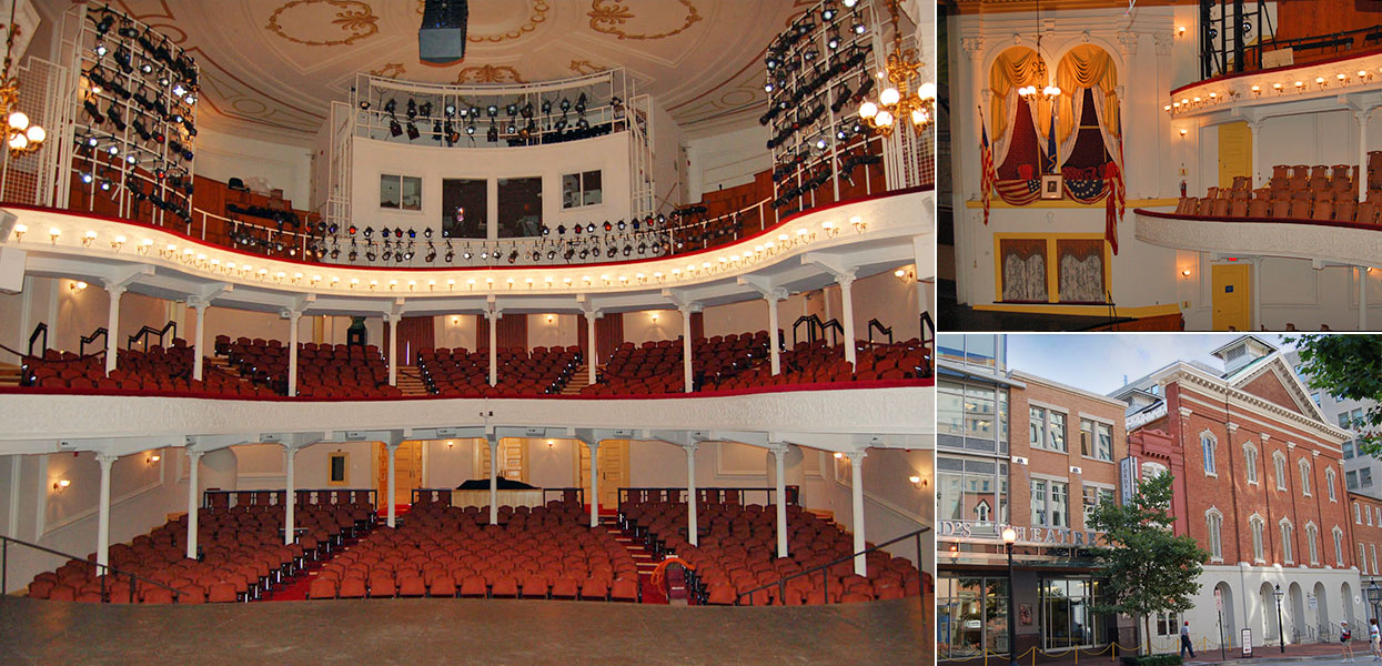 Ford's Theatre Renovation – National Park Service