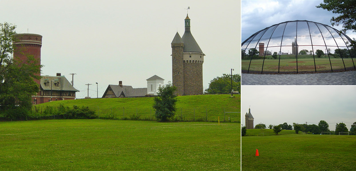 Fort Reno Park Athletic Fields - D.C. Department of Parks and Recreation