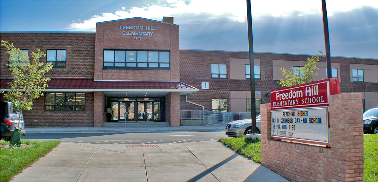 Freedom Hill Elementary School Renovation – Fairfax County Public Schools