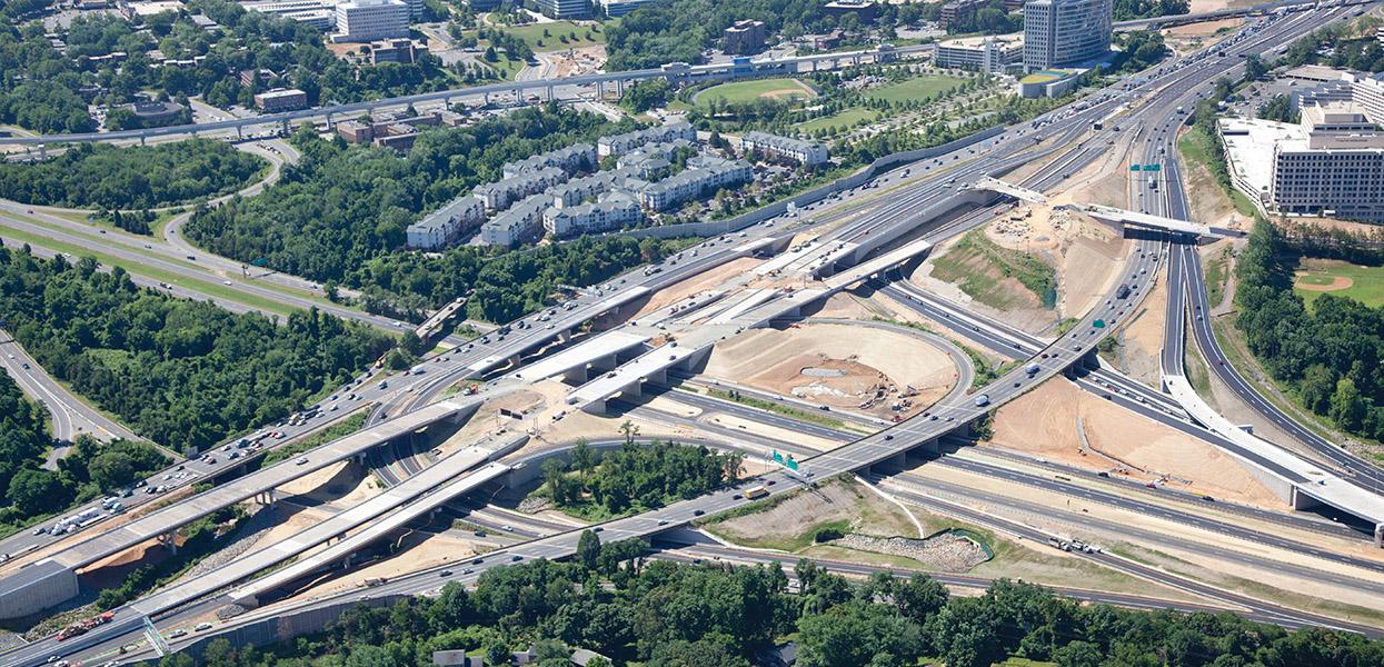 Northern Virginia District HOTLanes P3 Program (I-495, I-395, I-95) - Virginia Department of Transportation (VDOT)