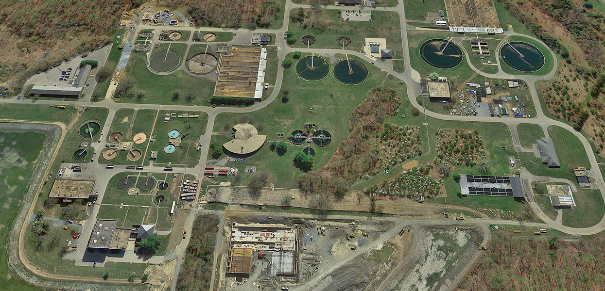 Industrial Facilities/Utilities – Washington Suburban Sanitary Commission (Piscataway WWTP)