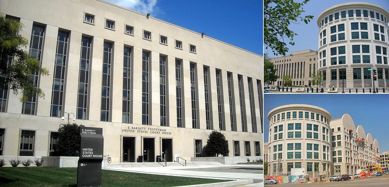 E. Barrett Prettyman Courthouse - General Services Administration (GSA), NCR