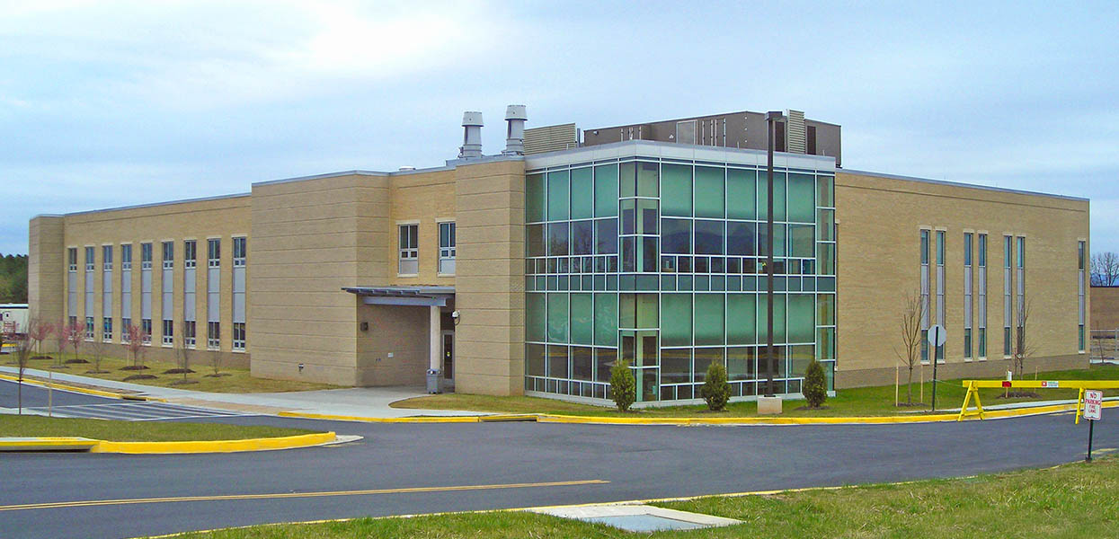 Lord Fairfax Community College, Science Building Addition