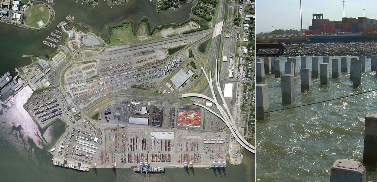 Portsmouth Marine Terminal - Virginia Port Authority