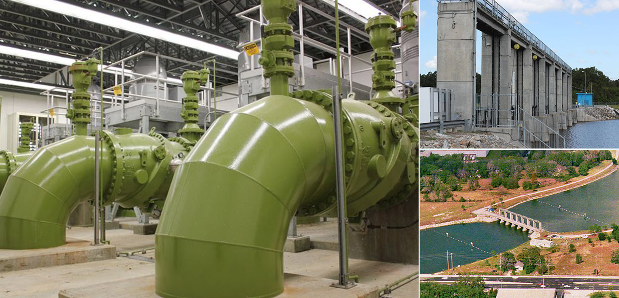 Alafia River Intake and Pump Station - Tampa Bay Water Authority