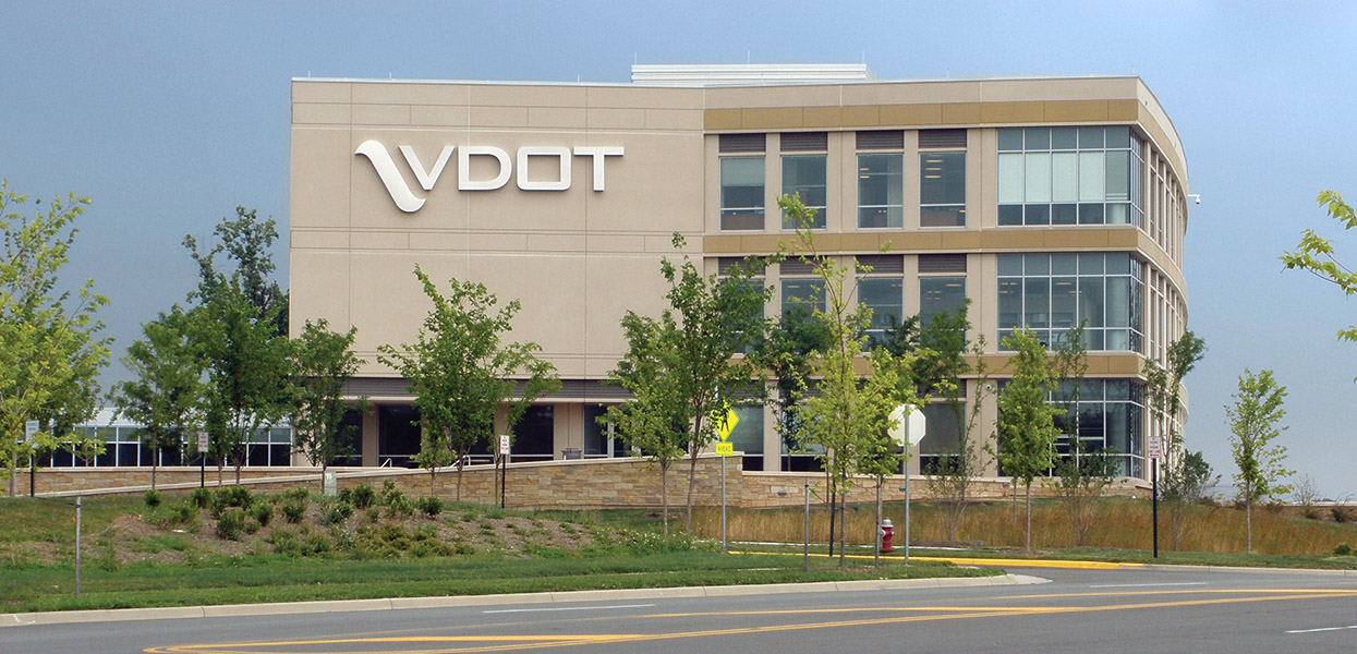 VDOT Administration Building & Virginia State Police Division 7 HQ