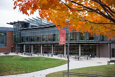 Edward J. Pryzbyla University Center – Catholic University