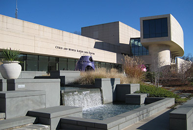 Katzen Arts Center – American University