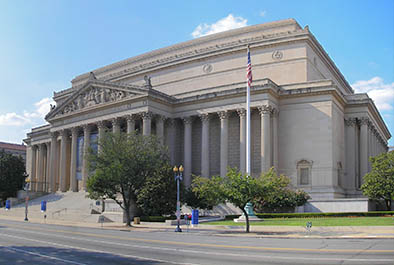 National Archives Building Renovation – General Services Administration