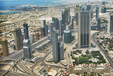 Central Park 08, Dubai International Financial Center – Arabtec Construction LLC