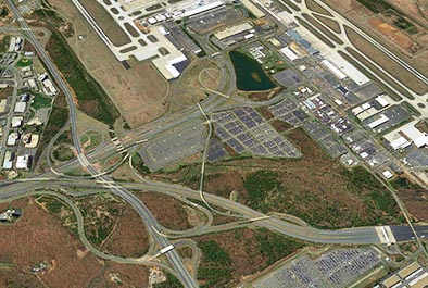 Rehabilitation of Access Highway Bridges, Washington Dulles International Airport – Metropolitan Washington Airports Authority