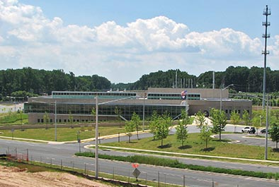 McConnell Public Safety & Transportation Operations Center (MPSTOC) – Fairfax County Government