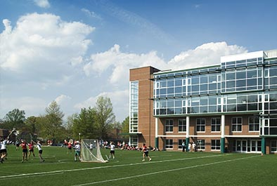 Athletic Fields – Georgetown Day School