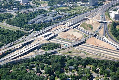 Northern Virginia HOT Lanes P3 Program (I-495, I-395, I-95) – Virginia Department of Transportation