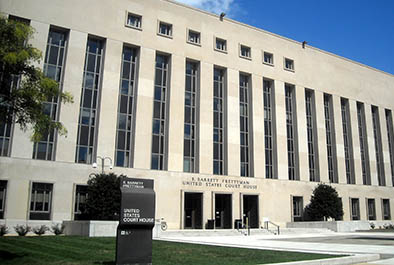 E. Barrett Prettyman Courthouse – General Services Administration, NCR
