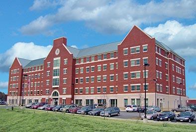 Loudoun County Public Schools Administration Building – Loudoun County Public Schools