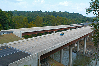 I-81 Maury River Bridges – Virginia Department of Transportation