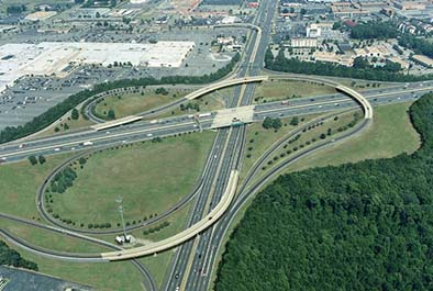 Mercury Boulevard Interchange Improvements – Virginia Department of Transportation