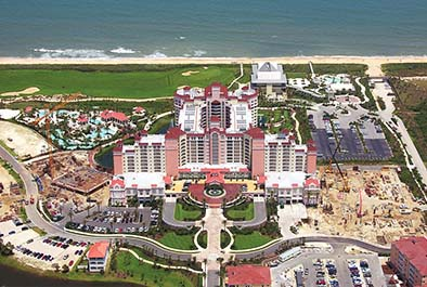 Ocean Towers at Hammock Beach, Phases III & IV – Salamander Hotels & Resorts