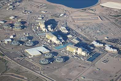 Palo Verde Nuclear Generating Station – Arizona Public Service Company