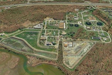 Piscataway Wastewater Treatment Plant – Washington Suburban Sanitary Commission