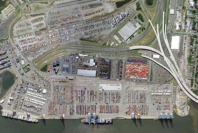 Portsmouth Marine Terminal – Virginia Port Authority