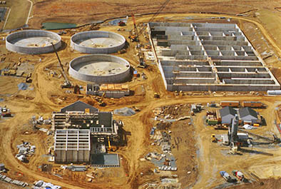 Seneca WWTP Expansion – Washington Suburban Sanitary Commission