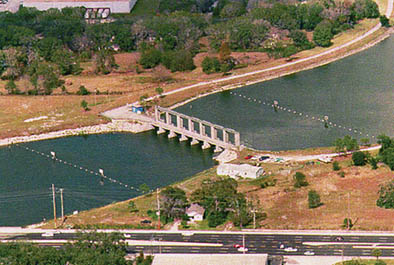 Tampa Bay Bypass Canal Intake and Pump Station – Tampa Bay Water Authority