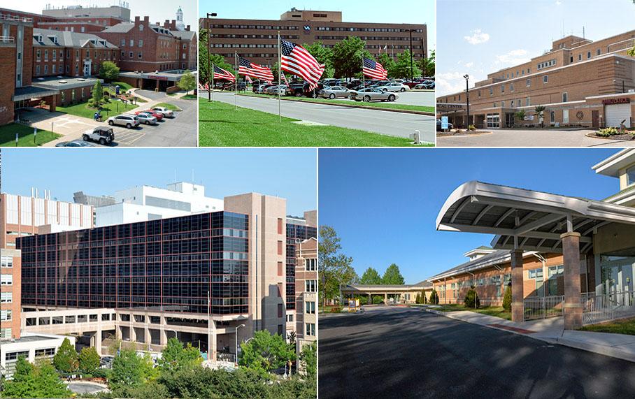 U.S. Department of Veterans Affairs Capital Health Care Network (VISN 5) Contract Win
