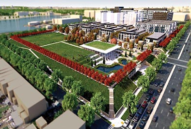 McMillan Land Development Pre-Construction Project Management – Vision McMillan Partners