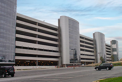 Elm Road Parking Garage, Baltimore/Washington International Thurgood Marshall Airport – Maryland Aviation Administration