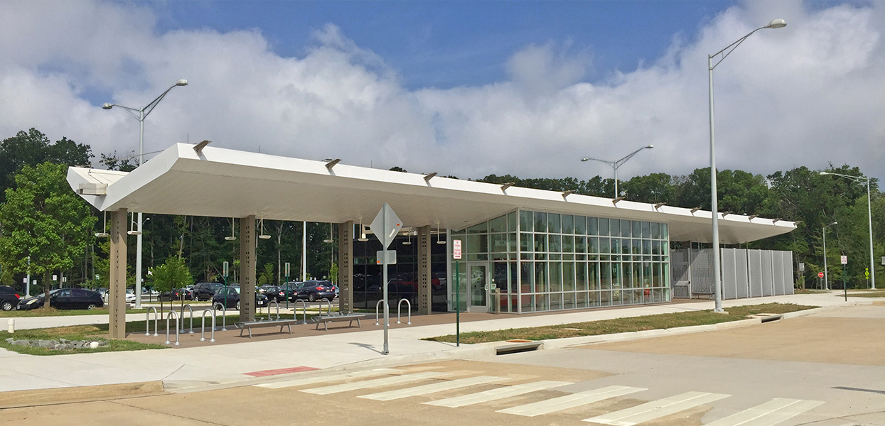 Stringfellow Road Park and Ride Expansion – Fairfax County Department of Public Works & Environmental Services
