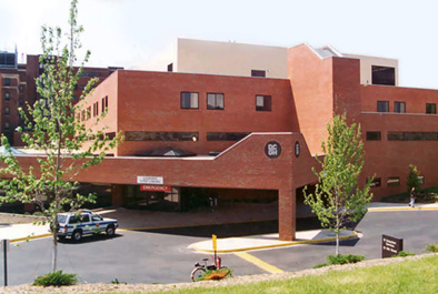 Ambulatory and Critical Care Center – D.C. General Hospital