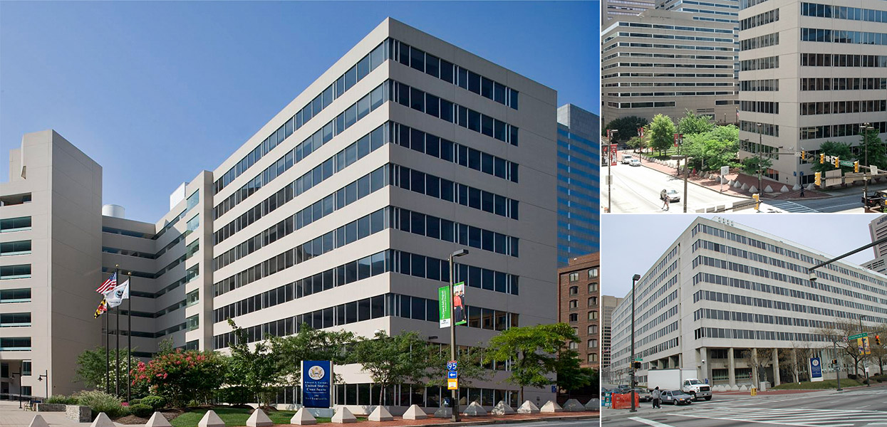 Edward A. Garmatz Federal Courthouse – General Services Administration
